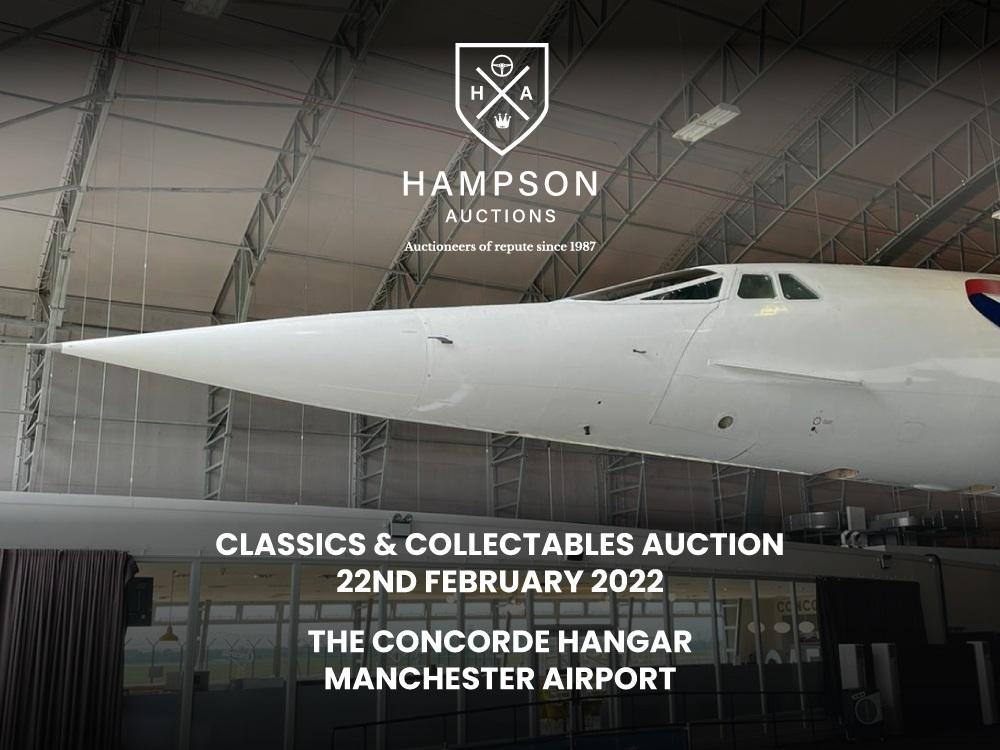 February 2022 Classics Auction