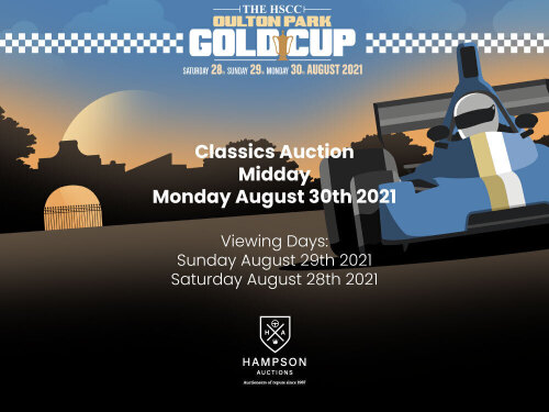 The Gold Cup Classic Car Auction
