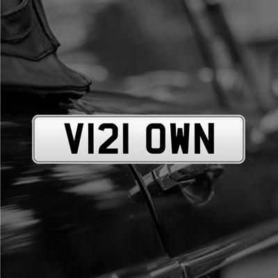 Lot 22 - Registration - V121 OWN