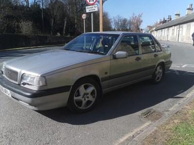 Lot 102 - 1996 Volvo 850 GLT Saloon