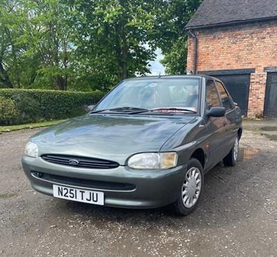 Lot 14 - 1996 Ford Escort 1.4 LX