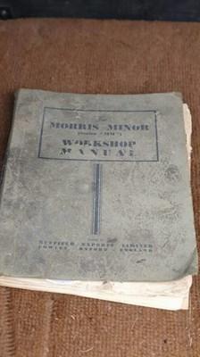 Lot 33 - 1951 Morris Minor Series MM