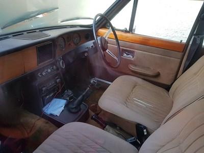 Lot 20 - 1976 Triumph 2500 TC