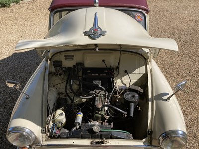 Lot 26 - 1961 Morris Minor 1000 Convertible