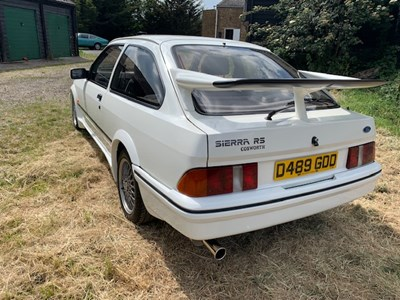 Lot 30 - 1987 Ford Sierra Cosworth