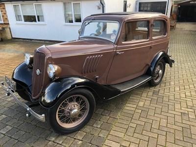 Lot 40 - 1936 Ford Model Y (Long Rad)