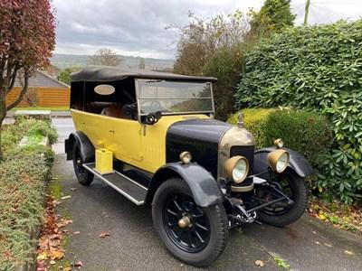 Lot 49 - 1926 Bullnose Morris Oxford