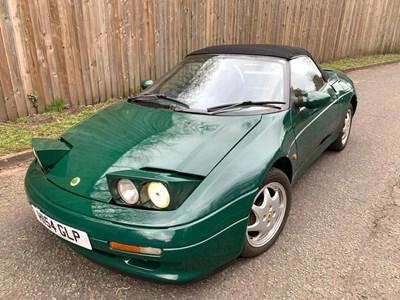 Lot 52 - 1991 Lotus Elan M100 Turbo SE