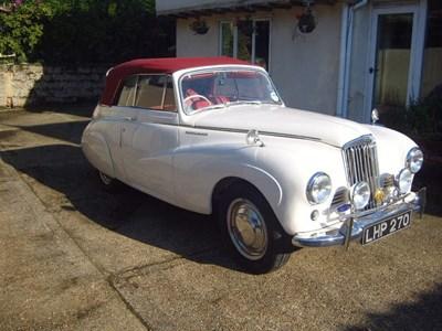 Lot 63 - 1951 Sunbeam-Talbot 90 Drophead Coupe