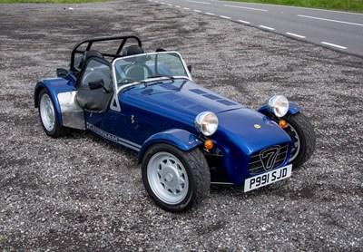 Lot 66 - 1997 Caterham 7 Super Sport 135