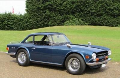 Lot 70 - 1975 Triumph TR6