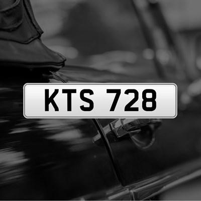 Lot 18 - Registration - KTS 728