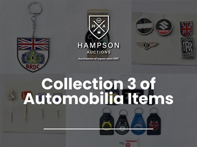 Lot 3 - Auto Jumble Collection 3