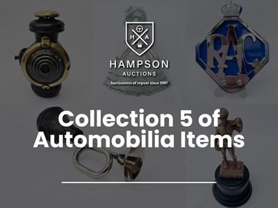 Lot 5 - Auto Jumble Collection 5